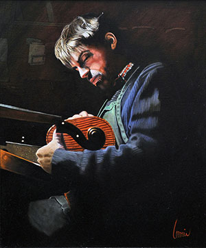 "Leonard Muscarella, ""The Luthier,"""